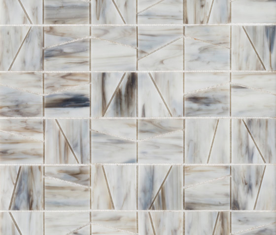 Jointed di Mosaico+ | Mosaici vetro