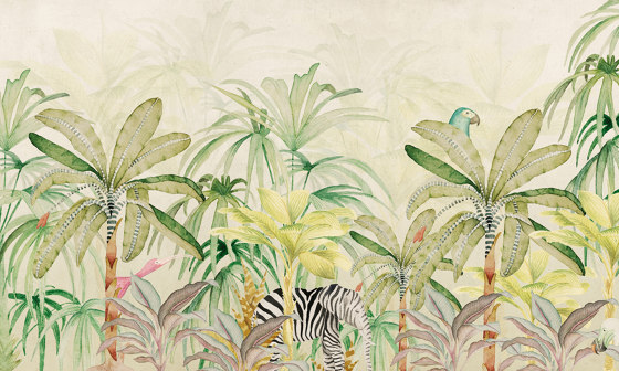 Jungle boogie de WallPepper   Revestimientos de paredes / papeles pintados