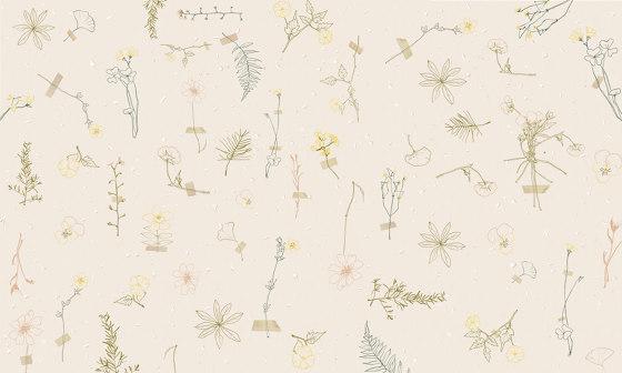 L'erbario di Elena de WallPepper | Revestimientos de paredes / papeles pintados