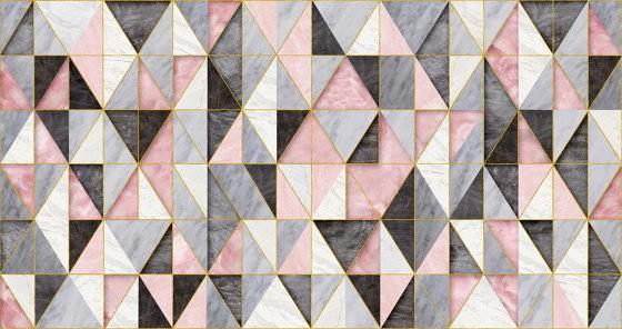 Rhombus de WallPepper | Revestimientos de paredes / papeles pintados