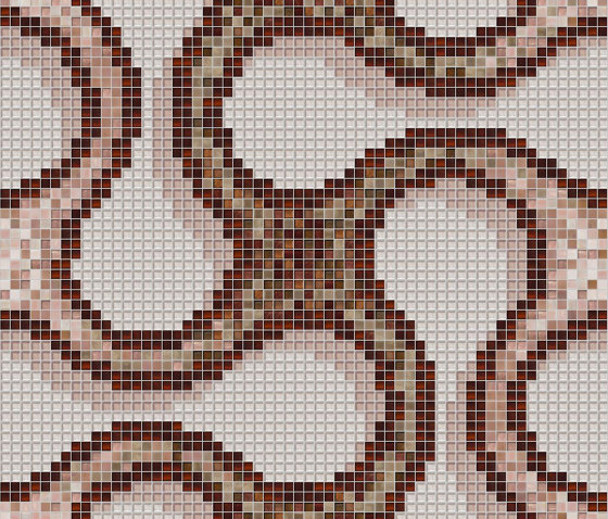 Shiru Purple de Mosaico+ | Mosaïques verre