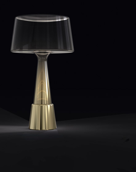 TECO TABLE LAMP by ITALAMP   Table lights