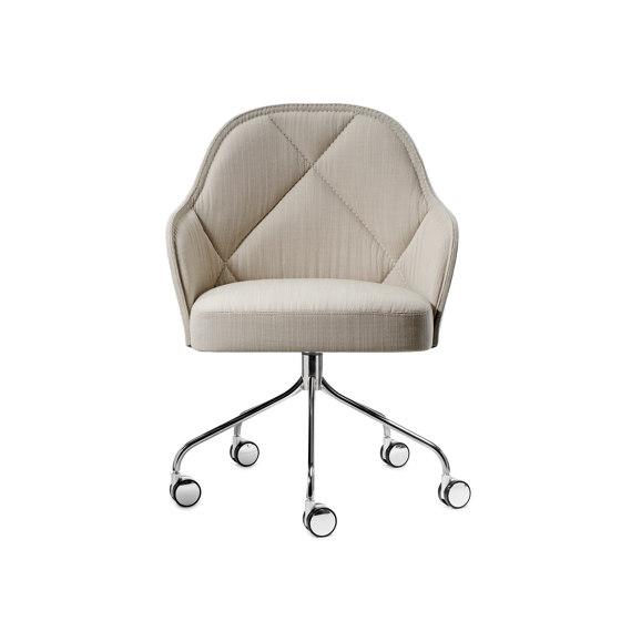 Lina armchair von Gärsnäs | Stühle