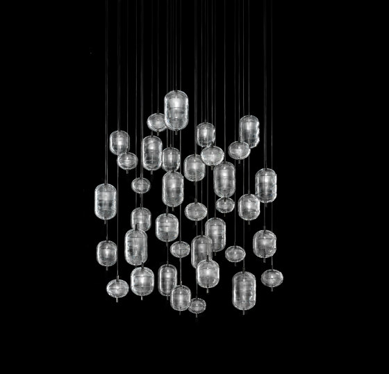 Jefferson by Studio Italia Design | Suspended lights