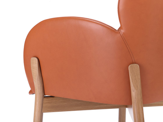 Ginger Armchair by TON   Chairs