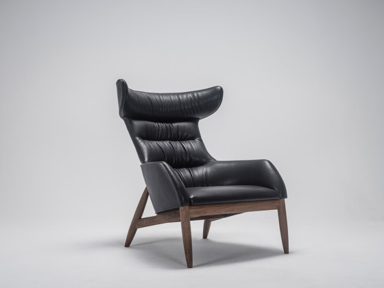 Beatrix   High-Back Easy Chair by Ritzwell   Armchairs