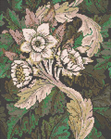 Dancing di Mosaico+ | Mosaici vetro