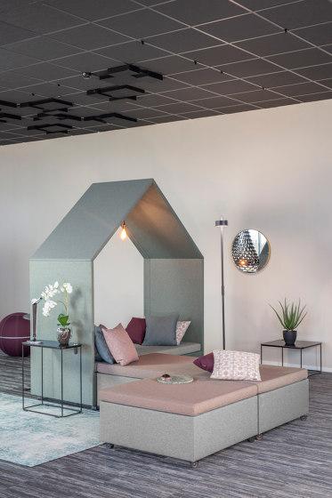 Half a Hut Lounge de Götessons | Box de bureau