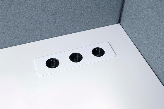 Table Top Slim di Götessons | Dock smartphone / tablet