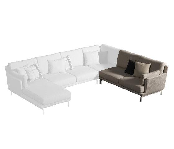 Cocoon de Cipriani Homood | Elementos asientos modulares