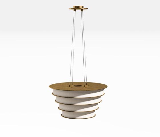 Cocoon de Cipriani Homood   Lámparas de suspensión