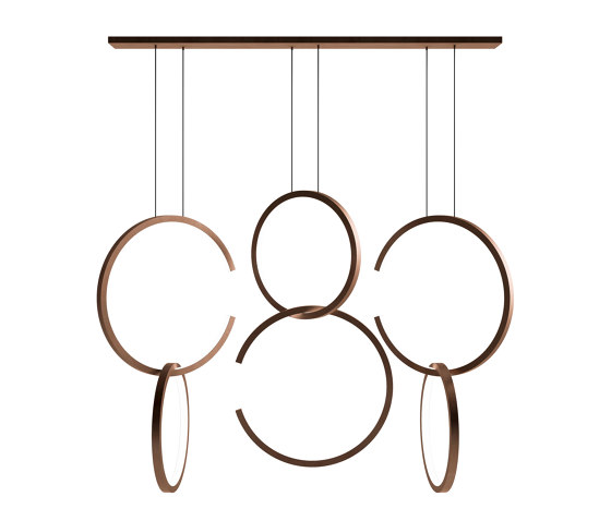 Sesto senso by Cipriani Homood | Suspended lights