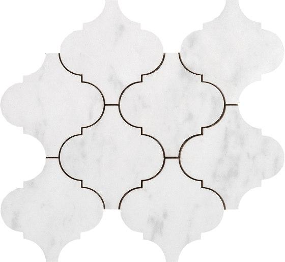 Cronos Natural Carrara by Grespania Ceramica | Ceramic mosaics