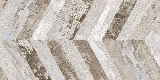Chevron Gris by Grespania Ceramica | Ceramic tiles