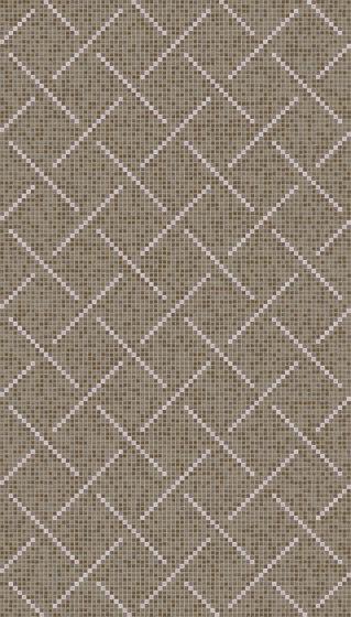 Weaving Pattern Tapue de Mosaico+ | Mosaicos de vidrio