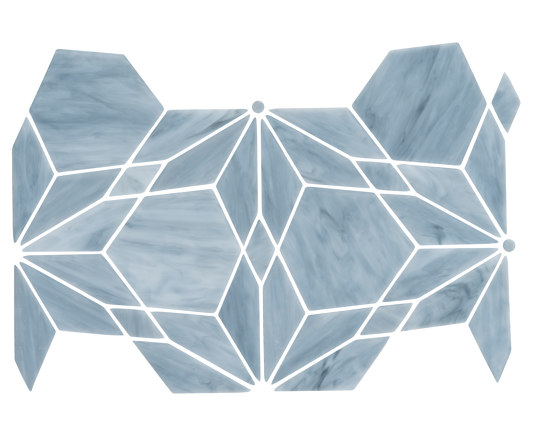 Diamond di Mosaico+ | Mosaici vetro
