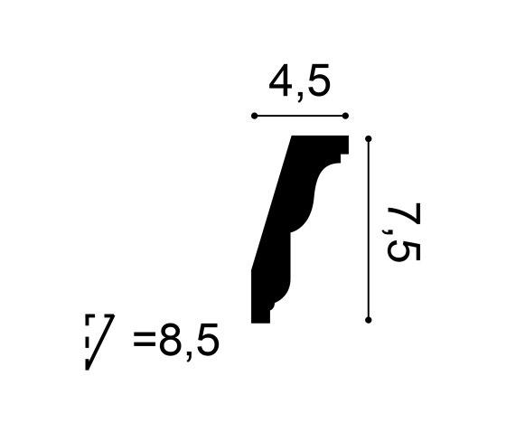 Coving - C212 de Orac Decor® | Listones