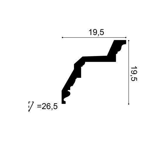 Coving - C307 de Orac Decor®   Listones