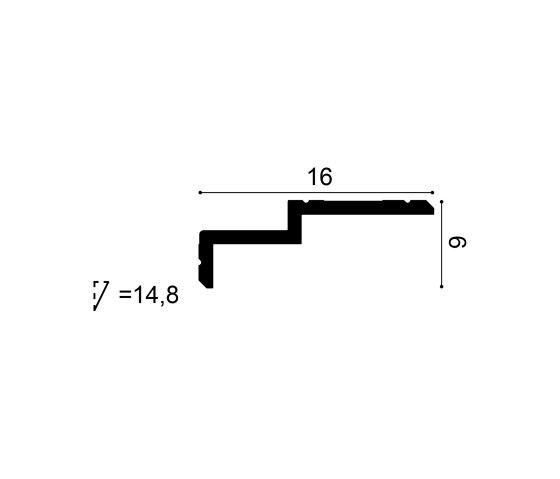 Coving - C391 STEPS de Orac Decor® | Listones