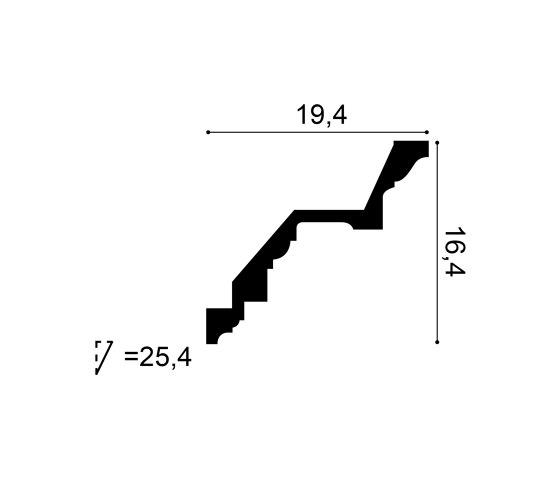 Coving - C422 de Orac Decor®   Listones