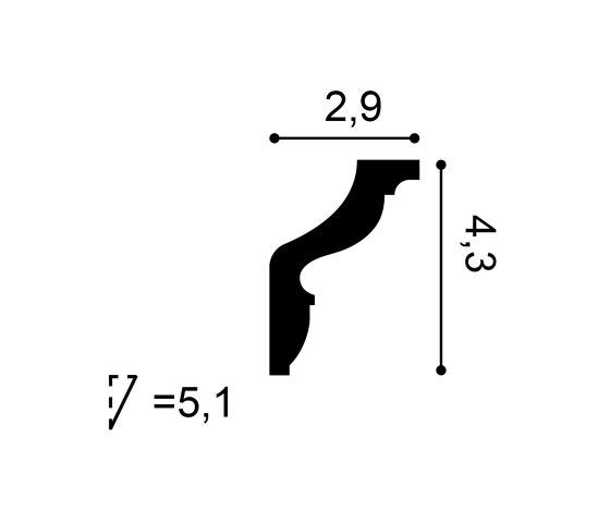 Coving - CX148 by Orac Decor®   Coving