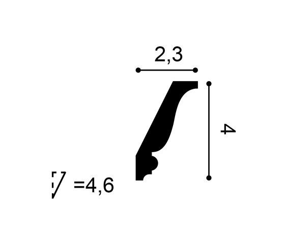 Coving - CX151 by Orac Decor® | Coving