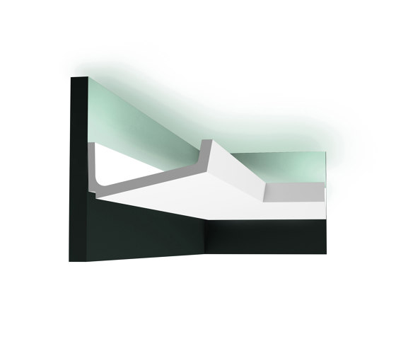 Coving Lighting - C352 FLAT by Orac Decor® | Coving