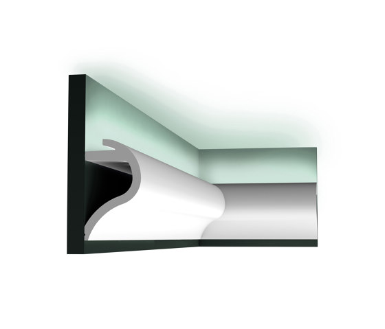 Coving Lighting - C364 WAVE by Orac Decor® | Coving