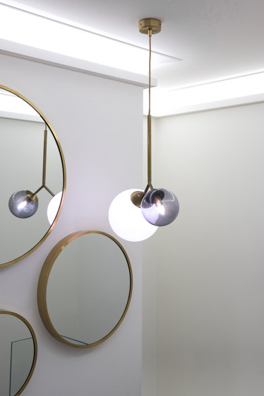 Coving Lighting - C380 L3 Linear Led Lighting de Orac Decor® | Listones
