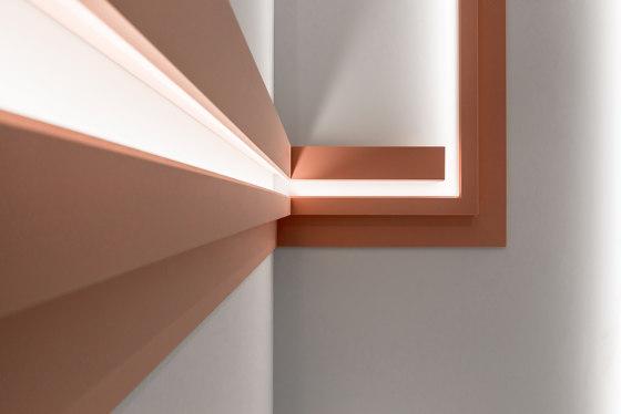 Coving Lighting - C382 L3 Linear Led Lighting de Orac Decor®   Listones