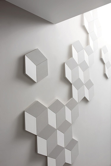 Decorative Elements - W100 ROMBUS de Orac Decor® | Paneles murales