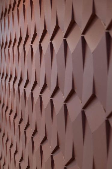 Decorative Elements - W101 TRAPEZIUM de Orac Decor® | Paneles murales