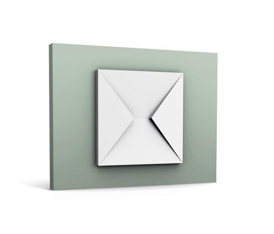 Decorative Elements - W106 ENVELOP de Orac Decor® | Paneles murales