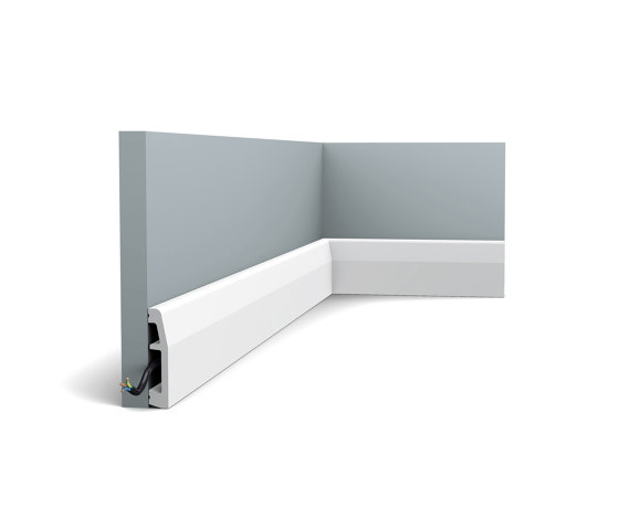 Skirting - SX125 by Orac Decor® | Baseboards