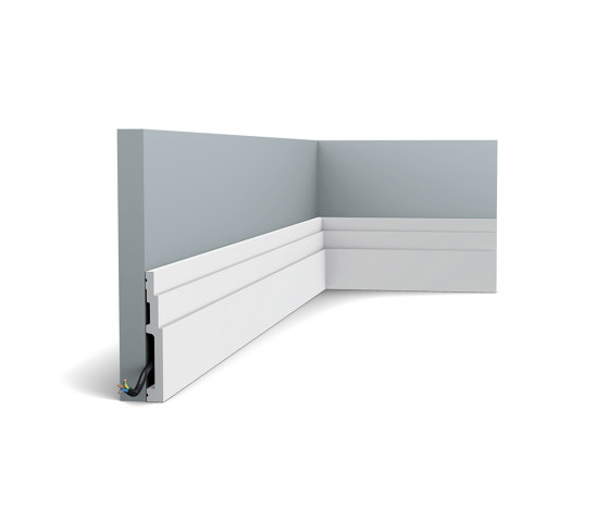 Skirting - SX180 HIGH LINE by Orac Decor® | Baseboards