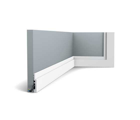Skirting - SX187 HIGH LINE de Orac Decor® | Losetas táctiles