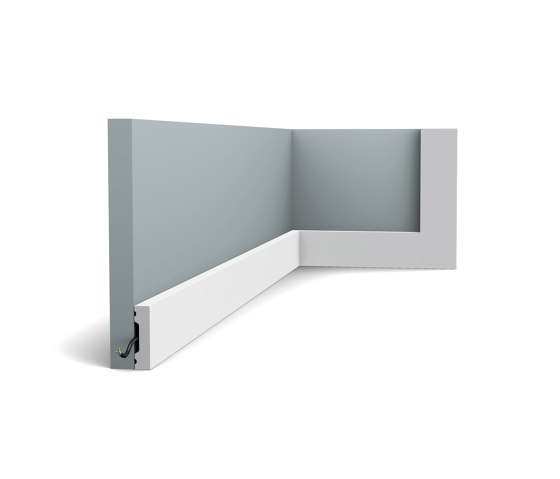 Skirting - DX162-2300 SQUARE de Orac Decor® | Losetas táctiles