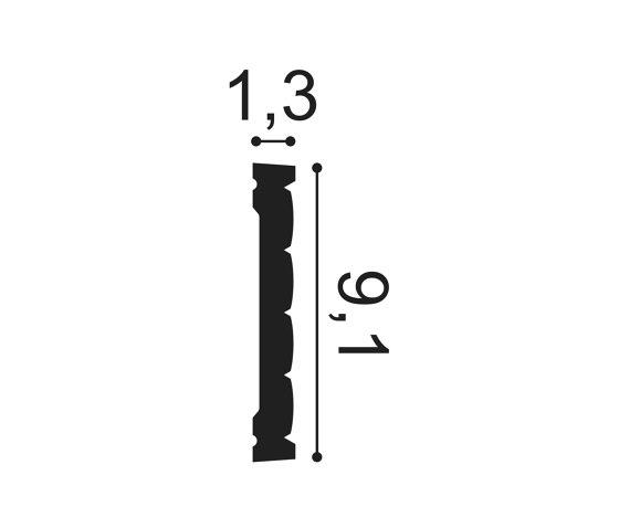 Wall Mouldings - P5020 by Orac Decor® | Borders