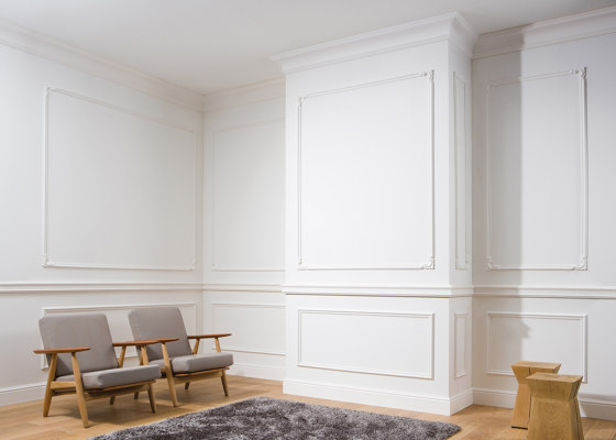 Wall Mouldings - P8030D by Orac Decor® | Coving