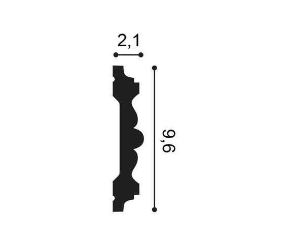 Wall Mouldings - P9020 by Orac Decor® | Borders