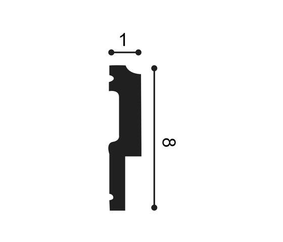 Wall Mouldings - P9900 by Orac Decor® | Borders