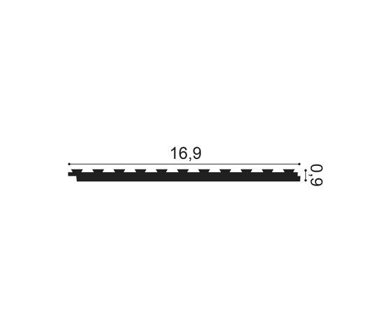 Wall Mouldings - PX147 de Orac Decor® | Orlas