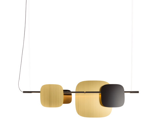 Huilu Pendant L2000 by Blond Belysning | Suspended lights
