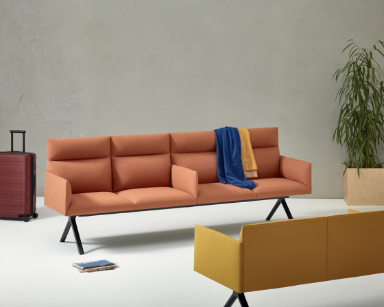Kiik von Arper | Sitzbänke