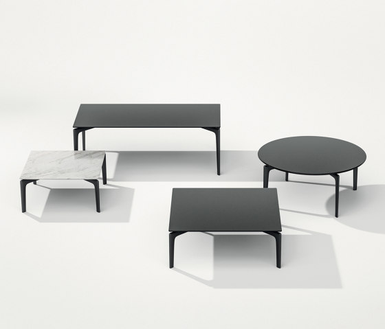 Saul by Arper | Coffee tables
