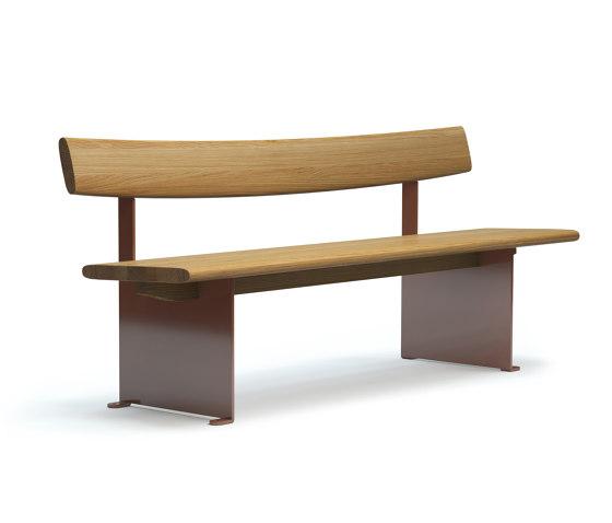 Edo bench by Vestre   Benches