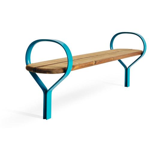 Folk bench by Vestre | Benches