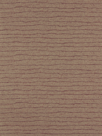 Nisiros Gold/Cinnabar by Anthology | Wall coverings / wallpapers