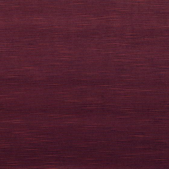 Hibiki Cassis/Coral by Anthology | Drapery fabrics