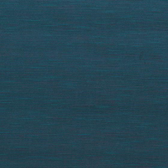Hibiki Moonlight/Teal by Anthology | Drapery fabrics
